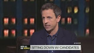 Seth Meyers Thinks New Hampshire Gets Too Much Attention