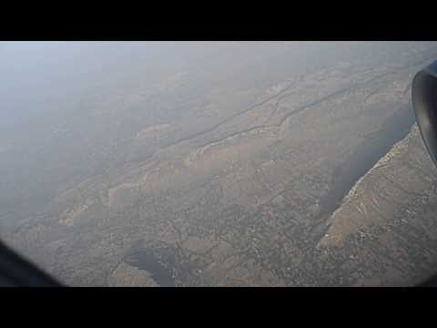Aravali Range from 30,000Ft. - Looks Beautiful (Indigo)