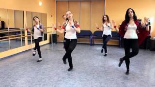 Русь танцевальная 2016 обучающее видео - урок 4