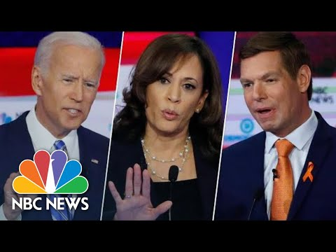 Adrian Long - Watch Highlights From The First Democratic Debate, Day Two