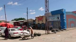 Somaliland Hargeisa downtown may 2018
