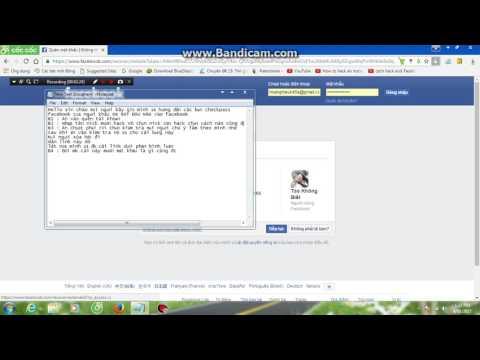 cách hack pass facebook của người khác - Cách checkpass facebook của người khác