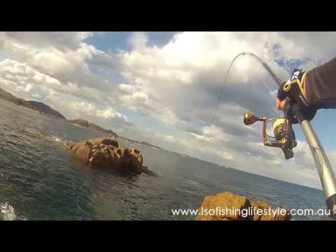 IsoFishingTV - Episode 42: ISO Fishing in new grounds