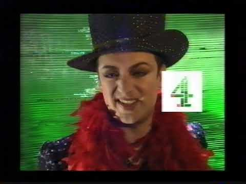 2000 - Channel4 adverts and continuity