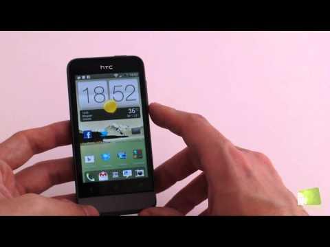 Review HTC One V: análisis en español | FaqsAndroid.com
