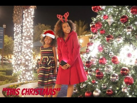 "Asia Monet - ""This Christmas"" (Cover)"