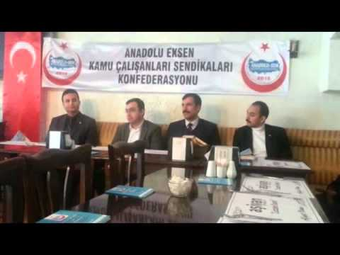 Anadolu Eksen Konfederasyonu