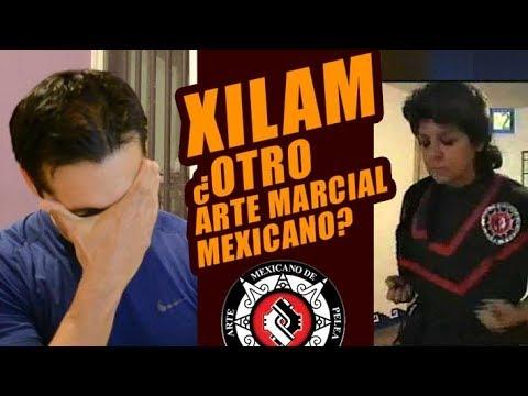 XILAM ¿OTRO ARTE MARCIAL MEXICANO?