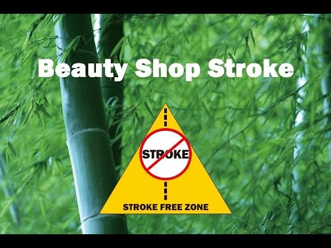 Beauty Shop Stroke