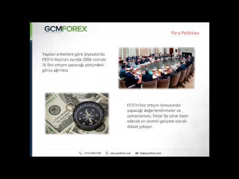 FED'in Yapısı, Toplantıları ve Para Politikası / Sermet Doğan / 11 Şubat 2015