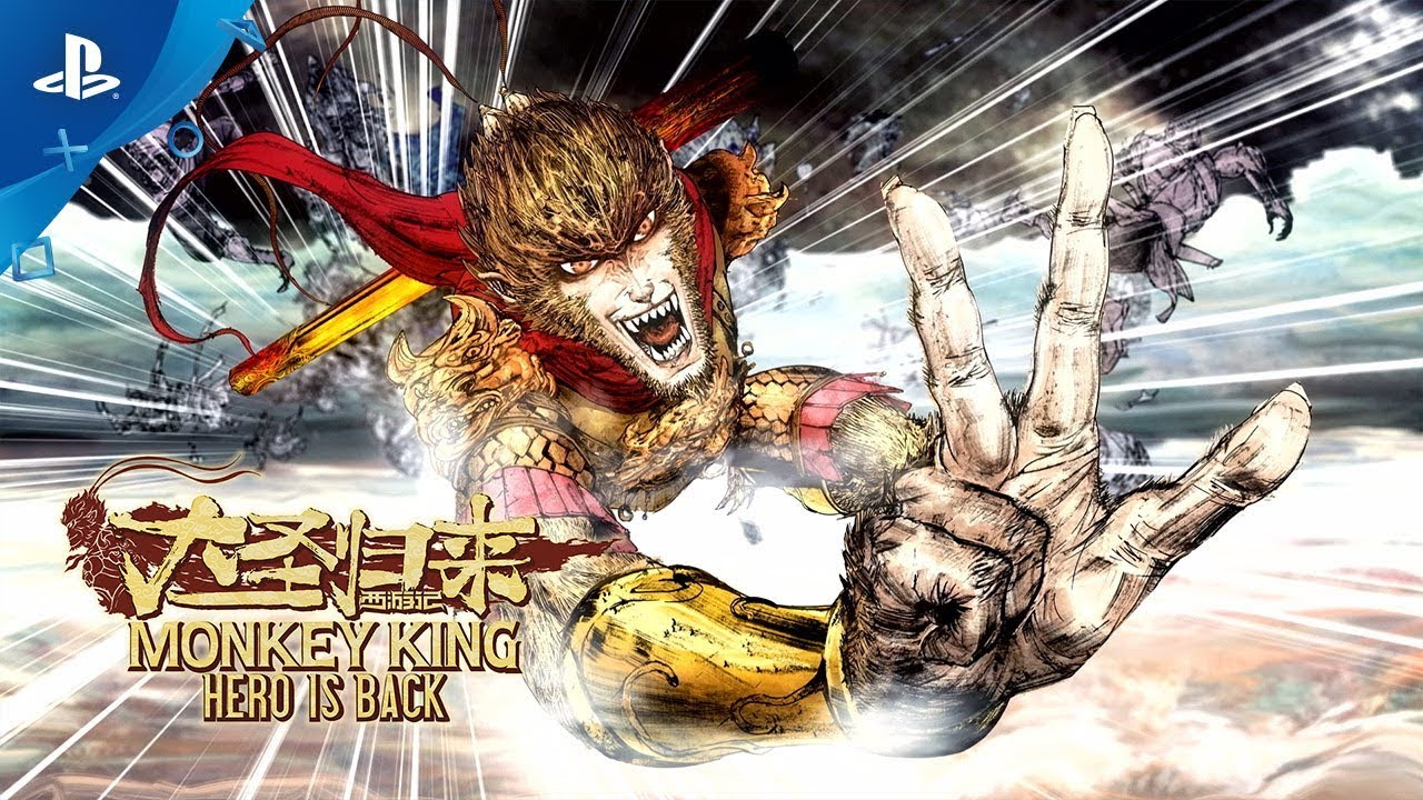 Monkey King: Hero Is Back - Launch Trailer | PS4