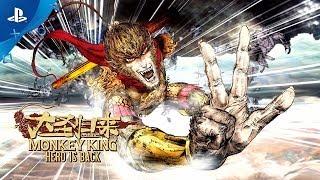 Monkey King: Hero Is Back - Launch Trailer | PS4