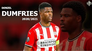 Denzel Dumfries ►The Dynamite ● 2020/2021 ● PSV Eindhoven ᴴᴰ