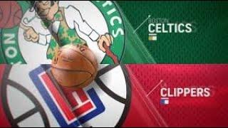 Celtics vs Clippers Picks NBA Betting Predictions Tonight