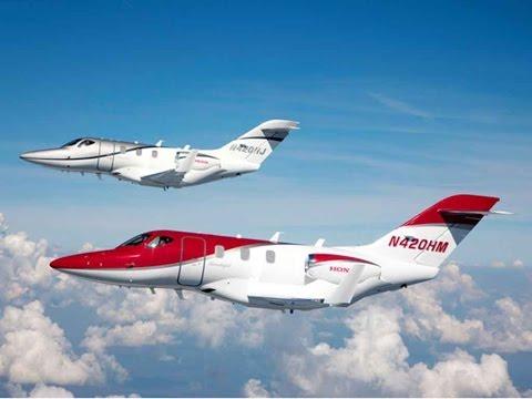 Honda Aircraft Company Begins HondaJet Deliveries