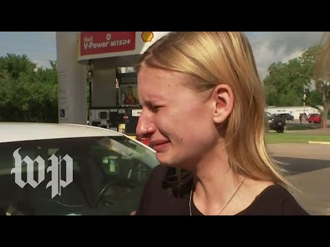 'Boom!': Students describe the deadly Texas school shooting