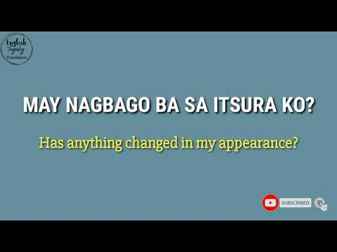 Daily Useful English To Tagalog Sentences Part 60