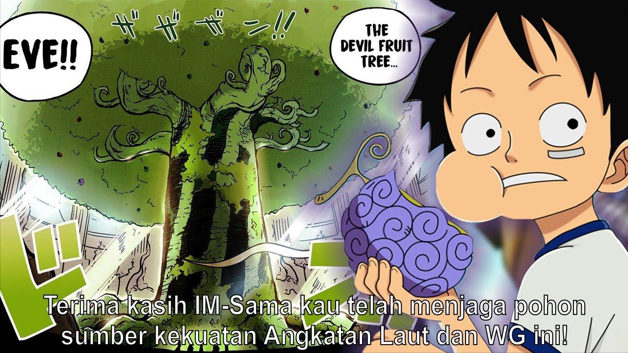 INILAH DIA ASAL MULA BUAH IBLIS DI DUNIA ONE PIECE! - One Piece 987+ (Teori)