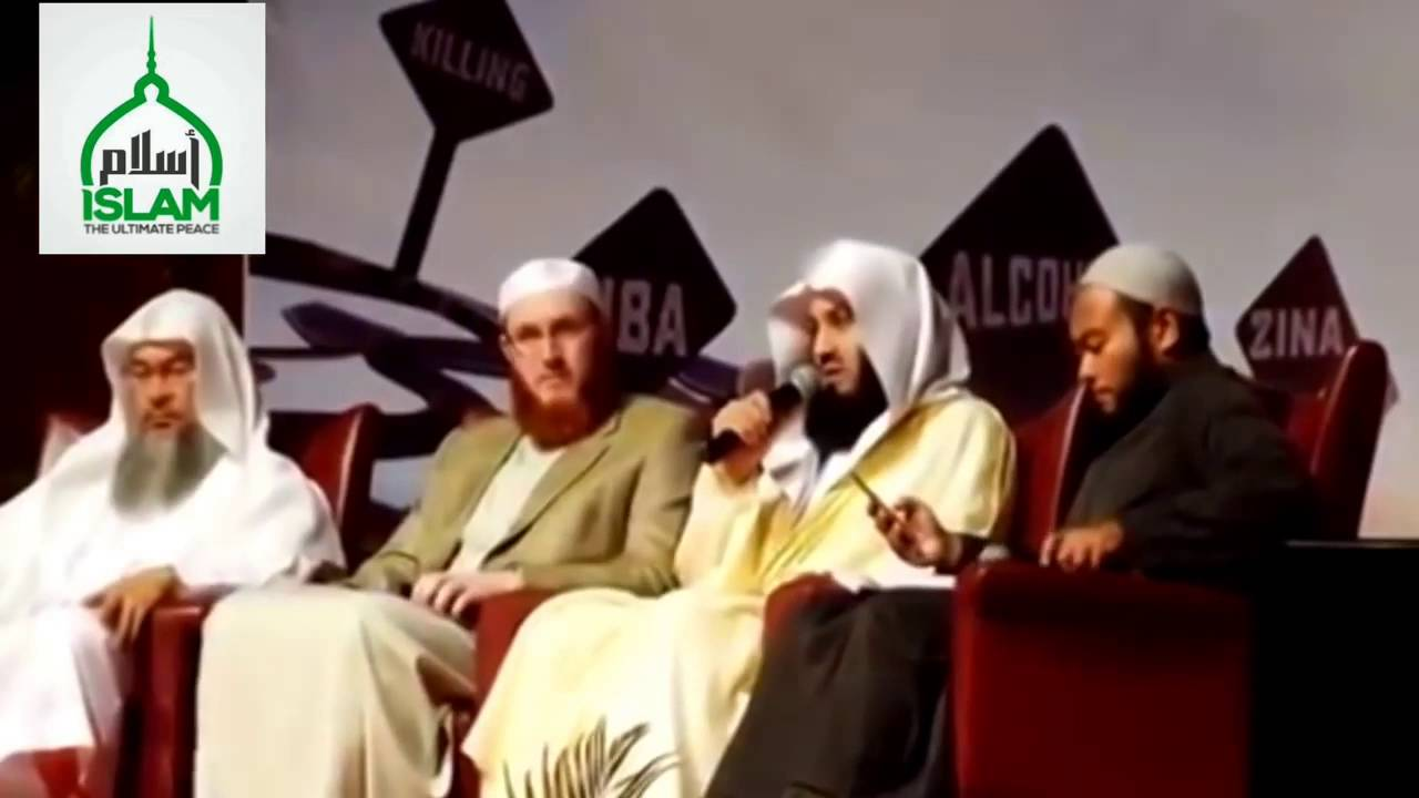 Mufti Menk, How to avoid shaking hands with a non-mahram woman