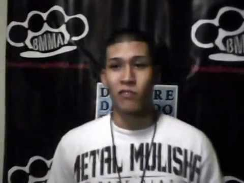 """Breakthrough MMA 6 """"Night Of Champions"""" Post-Fight Interview With Steven Nguyen"""
