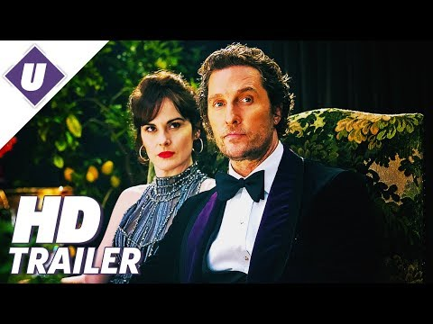 The Gentlemen (2020) - Official Trailer #1 | Matthew McConaughey, Hugh Grant, Henry Golding,