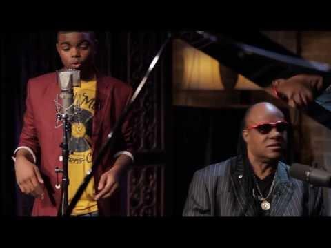 Stevie Wonder & Ahsan - Ribbon in the sky