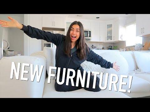 NEW Furniture!! & Meet My Boyfriend!   Jeanine Amapola
