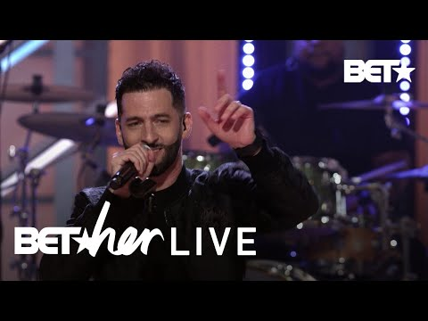 Jon B Rocks The Crowd With 'Priceless' Performance At BET Her Live