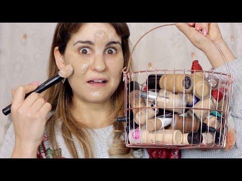 Misturei 45 BASES! OMG! 😱VEDA #11 | Sara Ferreira