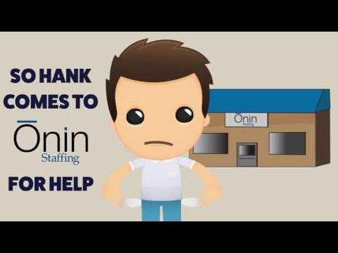 How Staffing Works by Onin Staffing (a staffing company)
