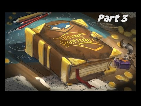 Sly Cooper and the Thievius Racconus HD part 3: A Very Rocky Start