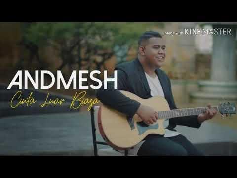 Cinta Luar Biasa - Andmesh Kamaleng (Lyric Video)