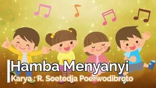 Hamba Menyanyi karya  R  Sutedjo
