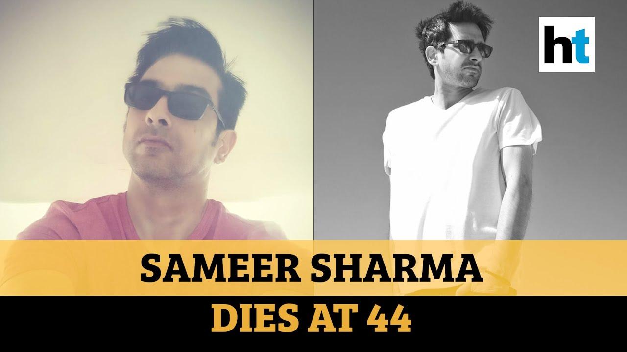 TV actor Sameer Sharma dies of alleged suicide, body found ...