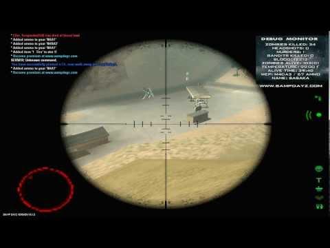 DayZSA C4 Kill