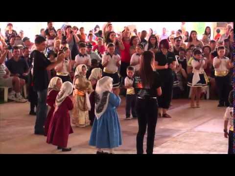 The Greek Traditional Dance Group - Darwin Glenti 2014