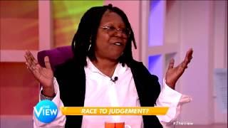 Whoopi Goldberg on Rachel Dolezal