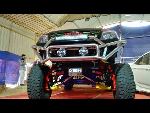 MOTOGRAPHER BABS MONSTER TRUCK ON JCT COLLEGE OF ENGINEERING AND TECHNOLOGY COIMBATORE