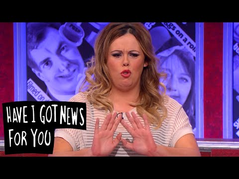 Roisin Conaty's Explanation For Labour Losing - Have I Got News For You