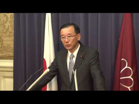 谷垣 禎一 幹事長(2015.5.22)