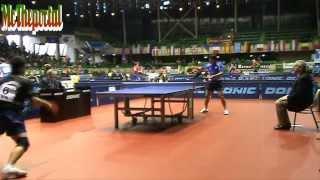 Repeat youtube video Table Tennis - Chen Weixing Vs Yang Min - Nantes 2009 (Coach Camera)
