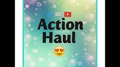Action HAUL | Ich war Shoppen Action in Mühldorf | 😍 | Diana Lohmer - 💗 - |