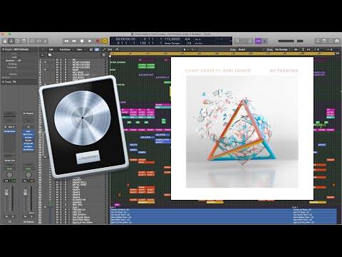 Cheat Codes - No Promises Ft. Demi Lovato  (Logic X Remake)