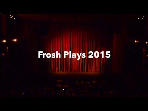 Victoria College Orientation 2015 Frosh Plays