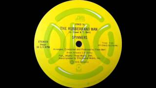 The Spinners - Rubberband Man (Atlantic Records 1976)