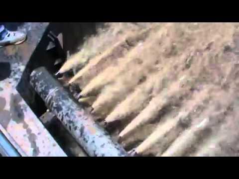 Gold wash Plant Machine in Ghana - Rasa Mine