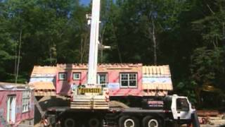 How to Assemble a Modular Home - Bob Vila eps.2705