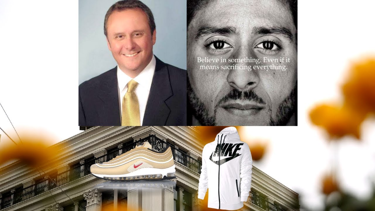 Louisiana Mayor Bans Nike Products From Public Parks & Recreation.