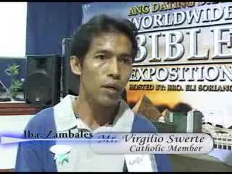 Youtube Ang Dating Daan Bible Exposition