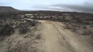 2013 SCORE Baja 1000; on board with Robby Bell